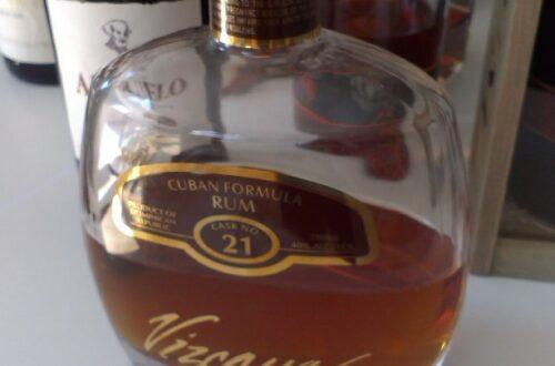 Rum Vizcaya 21