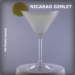 Nicarao Gimlet drink