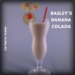 Baileys Banana Colada Drink