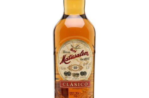 Rum Matusalem 10