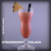 Strawberry Colada Drink