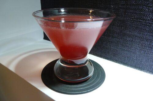 Rum Cosmopolitan