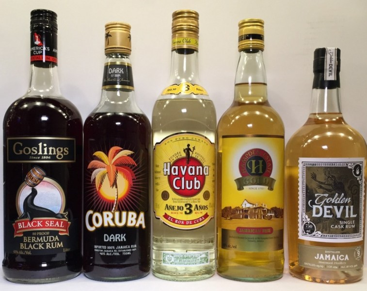 Czarny rum