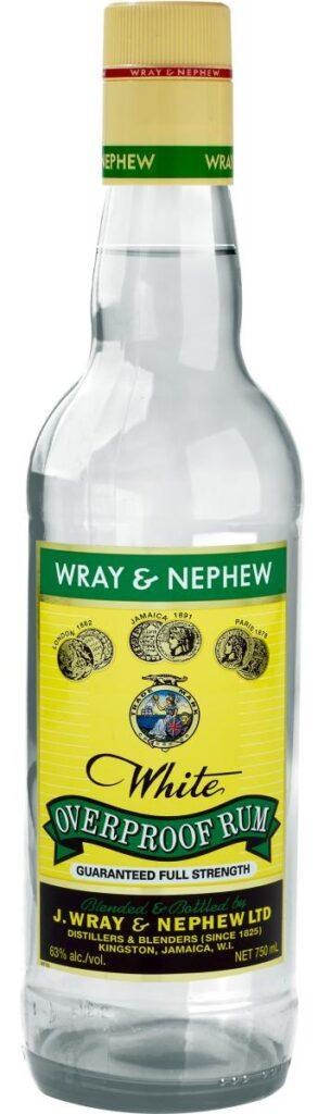 J. Wray & Nephew Overproof