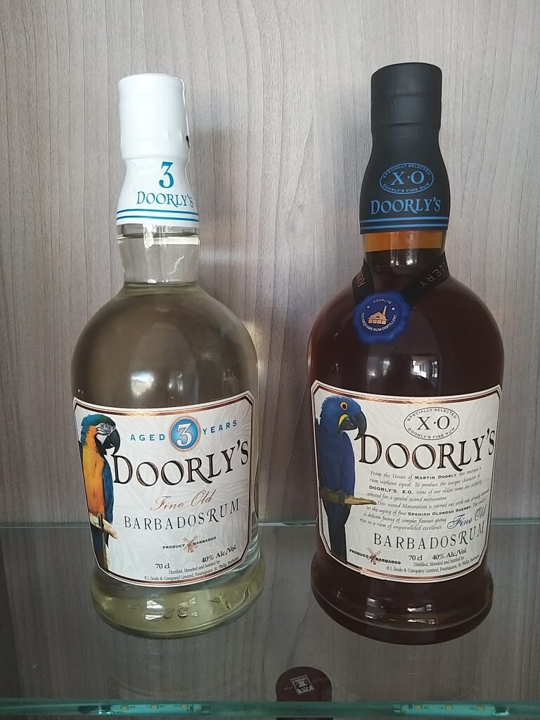 Rum Doorly's 3 oraz Doorly's XO