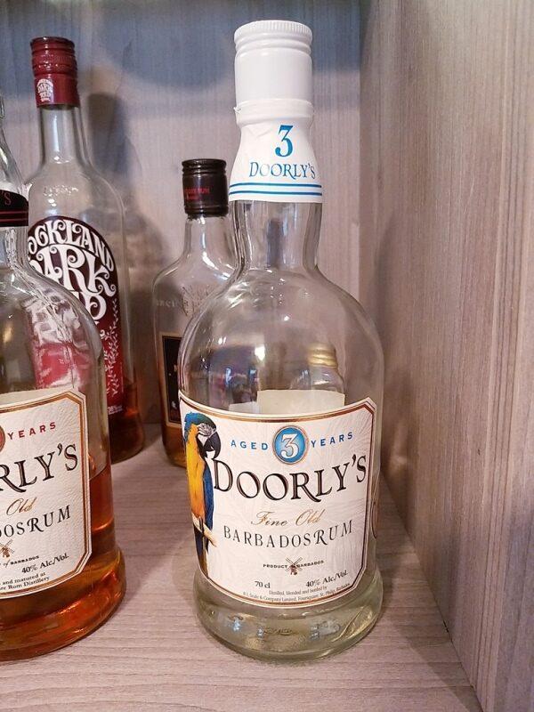 Rum Doorly's 3