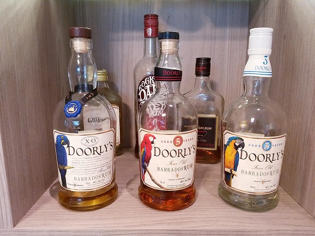 Rum Doorly's 3, 5 oraz XO