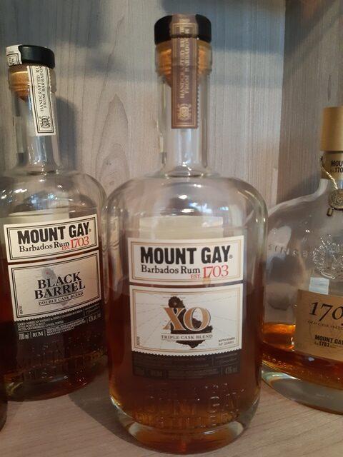 Rum Mount Gay XO Triple Cask