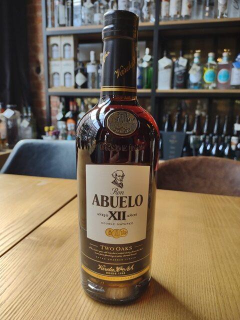 Rum Abuelo Two Oaks