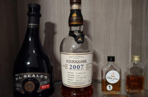 Rum Foursquare