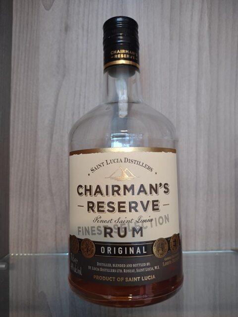 Rum Chairman's Reserve Original