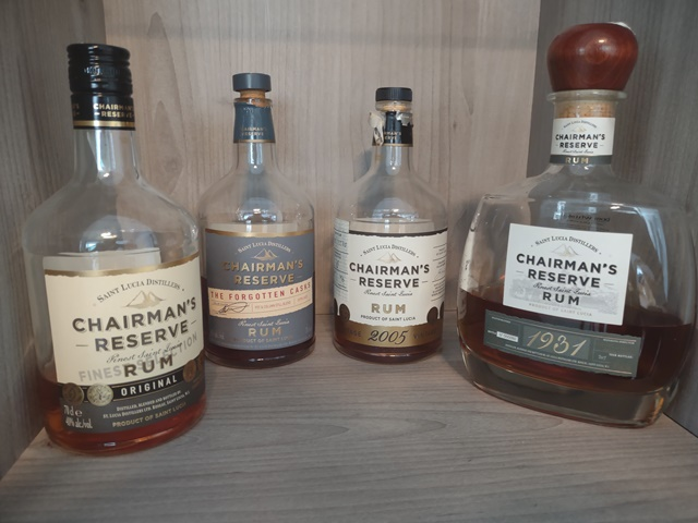 Rum Chairman's Reserve