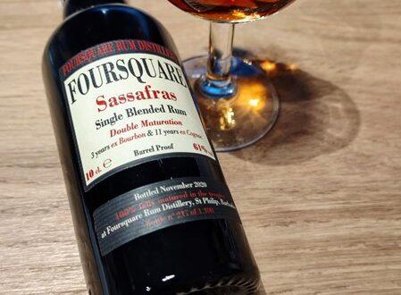 Rum Foursquare Sassafras